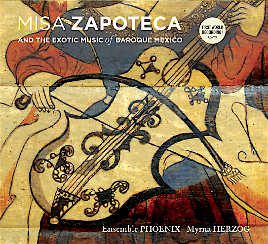 ZAPOTEC COVER FULL