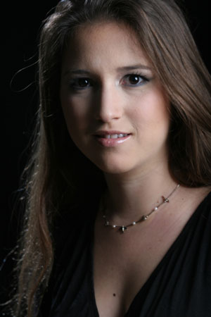 Vocal - Einat Aronstein, soprano