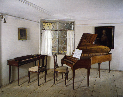 mozart gallery keyboards